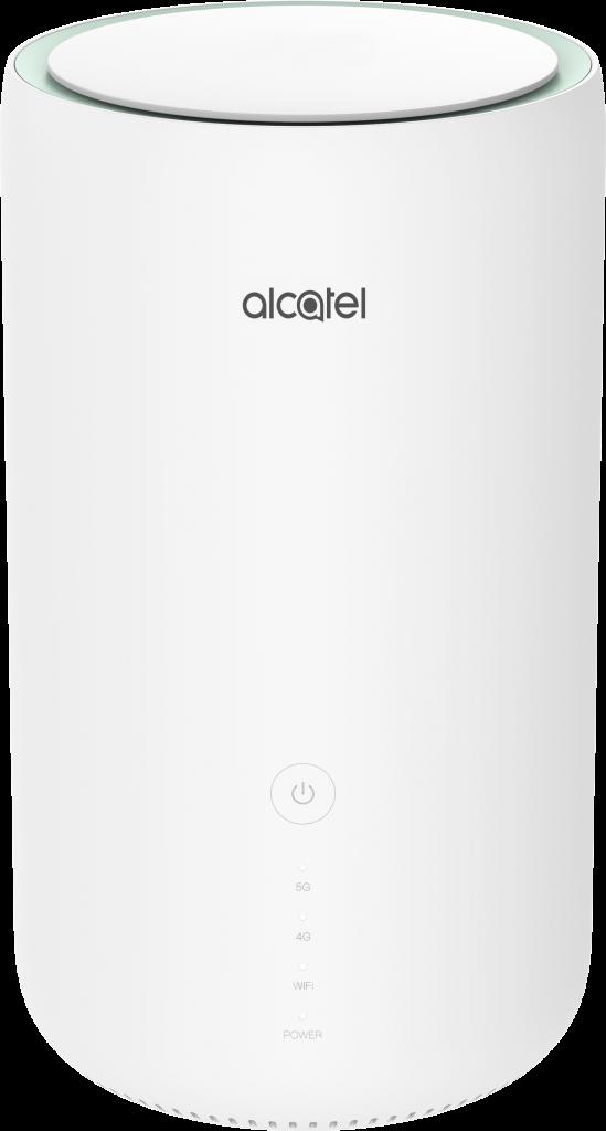 Alcatel Linkhub 5G Front toplight
